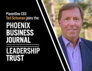 Ted Schuman invited to Phoenix Business Journal Leadership Trust